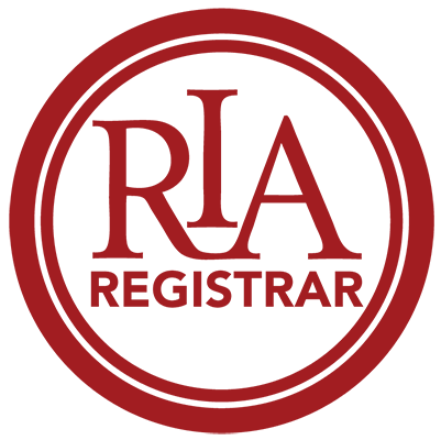 Shared Services Ria Registrar
